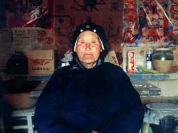 """""""主人""""――河南农民生存环境系列肖像"""