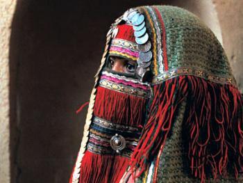 伊朗南部妇女