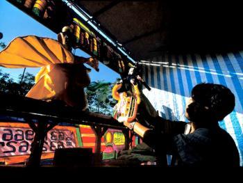 台湾地方传统戏曲布袋戏06