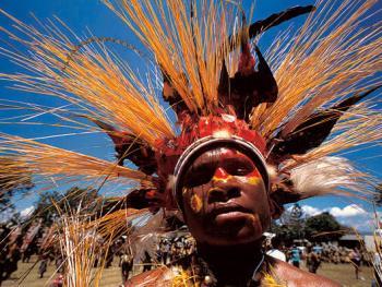 巴布亚新几内亚部族