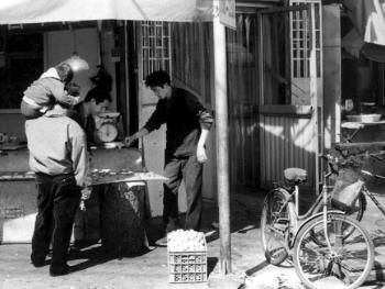 京城街头象棋迷11