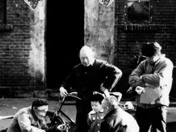 京城街头象棋迷01