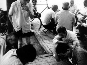 京城街头象棋迷02