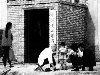 京城街头象棋迷05