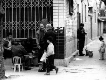 京城街头象棋迷08