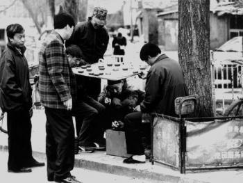 京城街头象棋迷09