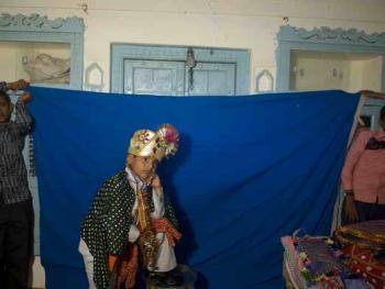 Rabari部落的儿童婚礼12