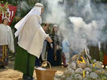 波罗的海的拜春仪式11