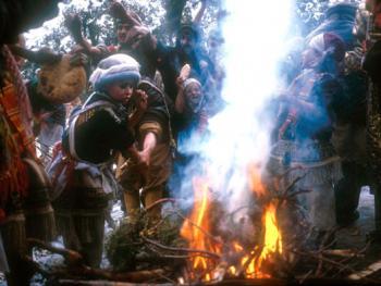 卡拉什族的查莫斯节02