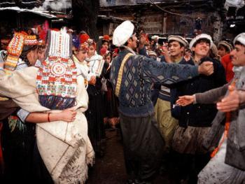 卡拉什族的查莫斯节08