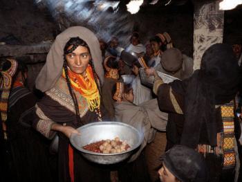 卡拉什族的查莫斯节09