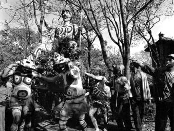 彝族祭火――一个关于生殖崇拜的仪式