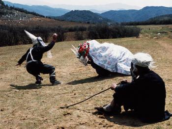 彝族撮泰吉09