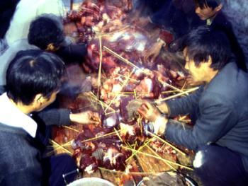 """摆贝苗寨""""牯藏祭祖""""04"""