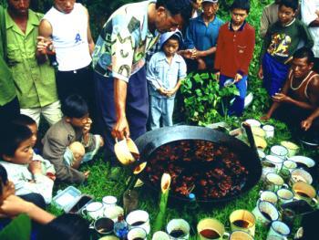 哈尼族六月节10