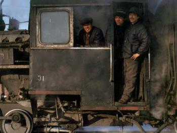即将消逝的风景——蒸汽机车02