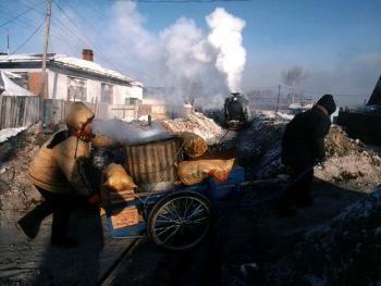 即将消逝的风景——蒸汽机车09