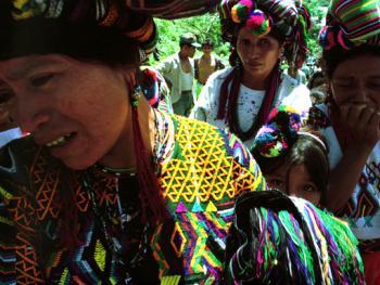 危地马拉的二次葬