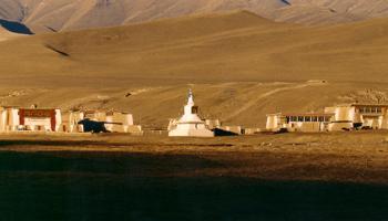 远眺嘉绒、安多藏寨12