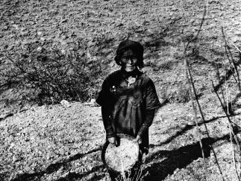 大凉山深处的彝族人