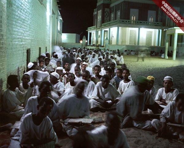 摄影 苏丹/苏丹的古兰经学校11