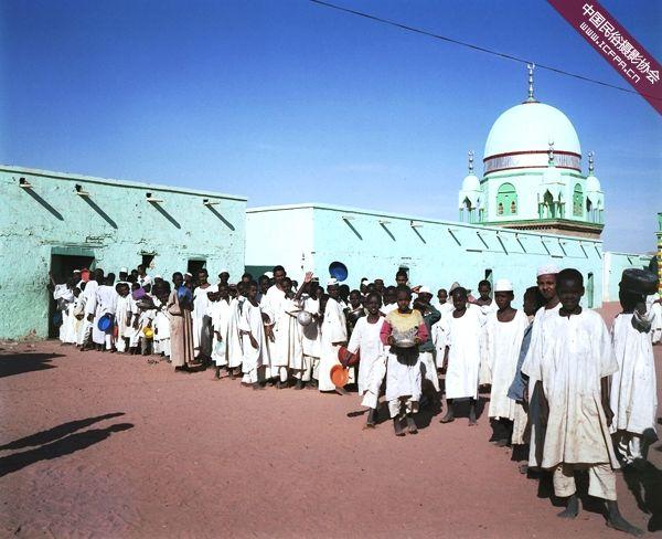 摄影 苏丹/苏丹的古兰经学校07