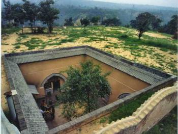 豫西地坑院