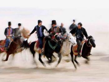 维吾尔的民间体育运动11