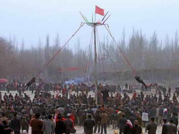 维吾尔的民间体育运动08