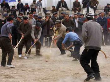 维吾尔的民间体育运动09