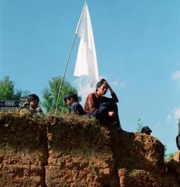 布拖彝人的葬礼