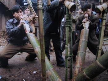 苗族芦笙节06