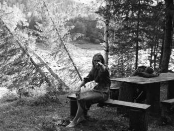 森林里的人