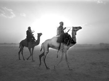 尼日尔的沃德巴--非洲最后的游牧民