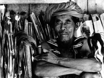 菲律宾北部山区人物肖像