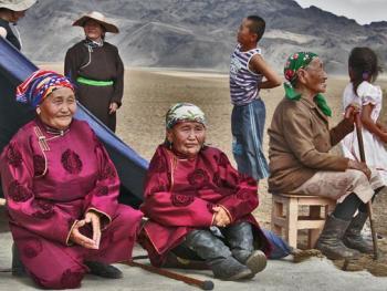蒙古国的那达慕大会03