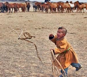 蒙古国的那达慕大会09