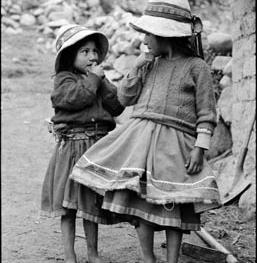 安第斯山脉地区人的日常生活09