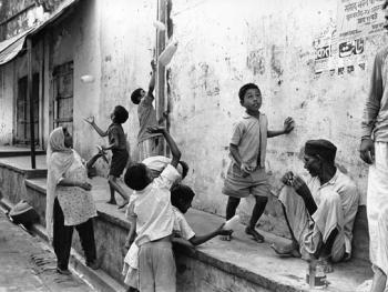 德里市及周边的日常生活