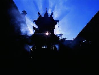 """东方佛教传统""""香"""""""