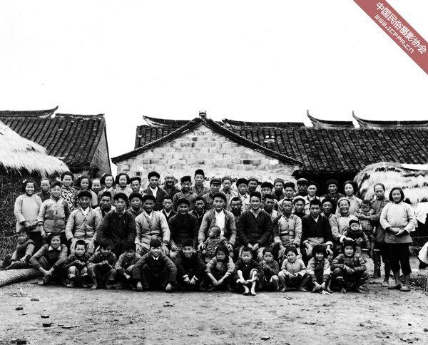 江南水乡春天的农事活动