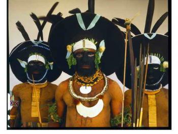 巴布亚新几内亚人的肖像10