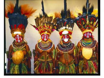 巴布亚新几内亚人的肖像11