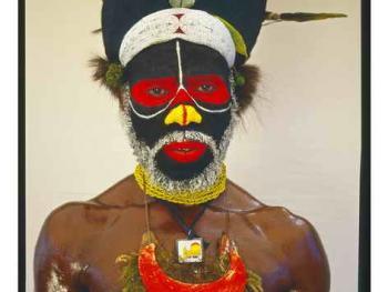 巴布亚新几内亚人的肖像12