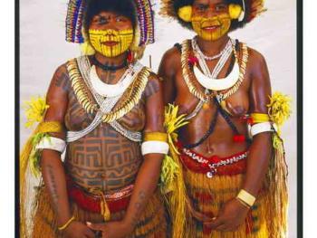 巴布亚新几内亚人的肖像01
