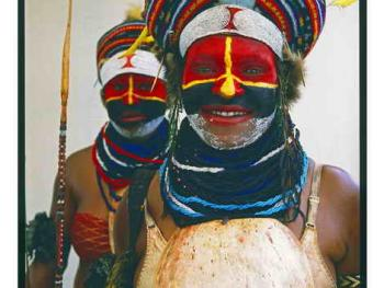 巴布亚新几内亚人的肖像03