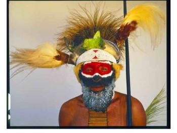 巴布亚新几内亚人的肖像04
