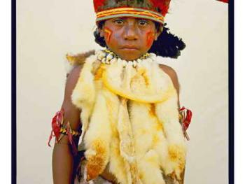 巴布亚新几内亚人的肖像05
