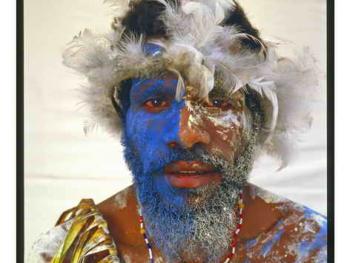 巴布亚新几内亚人的肖像06