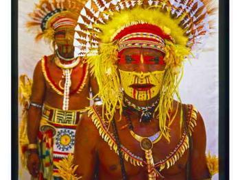 巴布亚新几内亚人的肖像09